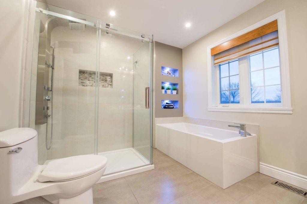 Rénovation salle de bain 93